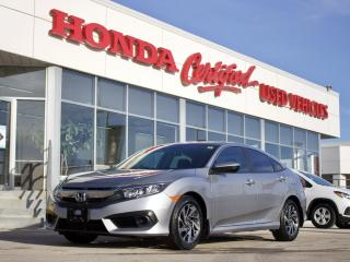 Used 2017 Honda Civic EX SUNROOF | APPLE CARPLAY for sale in Winnipeg, MB