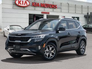New 2021 Kia Seltos EX Premium *NAV! UVO! for sale in Winnipeg, MB