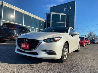 Used 2017 Mazda MAZDA3 GX AUTO for sale in Ottawa, ON