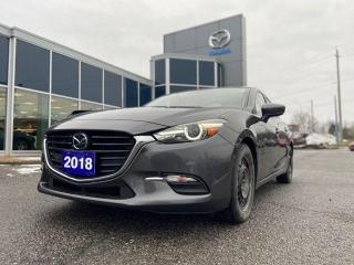 Used 2018 Mazda MAZDA3 GS Auto Sunroof for sale in Ottawa, ON