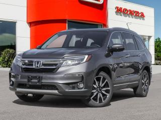 New 2021 Honda Pilot Touring 8-Passenger demo SPECIAL for sale in Winnipeg, MB