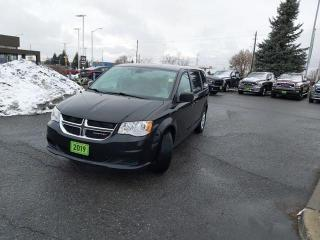 Used 2019 Dodge Grand Caravan SXT STOWNGO for sale in Nepean, ON