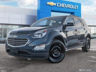 Used 2016 Chevrolet Equinox LT AWD | Sunroof | Navigation | Bluetooth | for sale in Winnipeg, MB