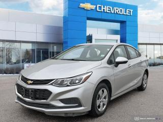 Used 2017 Chevrolet Cruze LS for sale in Winnipeg, MB