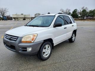 Used 2005 Kia Sportage LX V6 for sale in Mississauga, ON