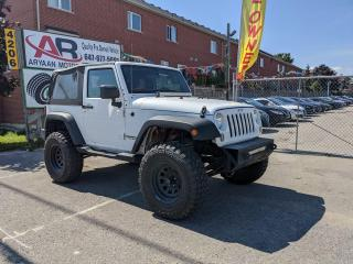 Used 2017 Jeep Wrangler SPORT for sale in Scarborough, ON