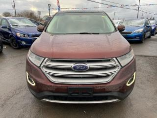 Used 2015 Ford Edge Titanium for sale in Gloucester, ON