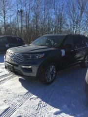New 2021 Ford Explorer Platinum for sale in North Bay, ON