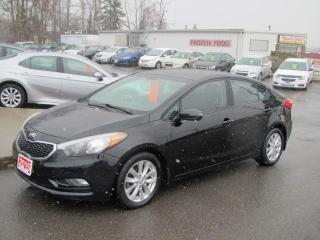 Used 2015 Kia Forte EX for sale in Brockville, ON