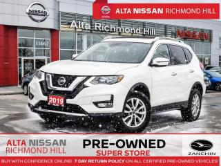 Used 2019 Nissan Rogue SV AWD   Apple Carplay   BSW   Pano   Remote Start for sale in Richmond Hill, ON