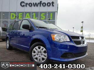 Used 2019 Dodge Grand Caravan SXT WITH STOW'N'GO for sale in Calgary, AB