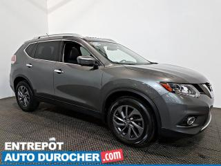 Used 2016 Nissan Rogue SL AWD TOIT OUVRANT - A/C - Caméra de Recul for sale in Laval, QC
