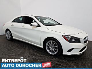 Used 2017 Mercedes-Benz CLA-Class CLA 250 AWD Automatique - A/C - Caméra de Recul - for sale in Laval, QC