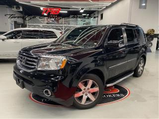Used 2015 Honda Pilot 7 TOURING I 7-PASS I NAVI I SUNROOF I 18 IN WHEELS for sale in Vaughan, ON