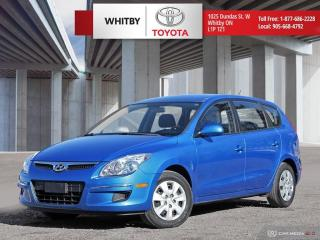 Used 2010 Hyundai Elantra Touring GL for sale in Whitby, ON