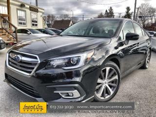 Used 2019 Subaru Legacy 2.5i Limited w/EyeSight Package LEATHER  ROOF  NAV for sale in Ottawa, ON