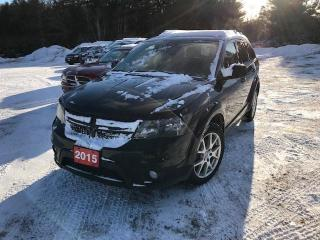 Used 2015 Dodge Journey SXT for sale in Spragge, ON