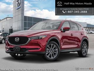 New 2021 Mazda CX-5 Signature for sale in Thunder Bay, ON