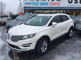 Used 2016 Lincoln MKC AWD 4dr Select w/ Heated Leather & Sunroof for sale in Ottawa, ON