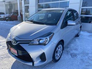Used 2017 Toyota Yaris 5dr HB Auto LE for sale in North Bay, ON