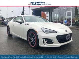 Used 2018 Subaru BRZ Sport-tech for sale in North Vancouver, BC