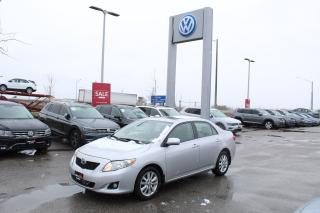 Used 2010 Toyota Corolla 1.8L CE for sale in Whitby, ON