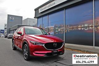 Used 2018 Mazda CX-5 GT - Fully loaded! rates starting as low as 0.99% for sale in Vancouver, BC