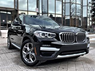 Used 2020 BMW X3 XDRIVE|PANORAMIC|AMBIENT LIGHTS|DIGITAL CLUSTER|ALLOYS! for sale in Brampton, ON