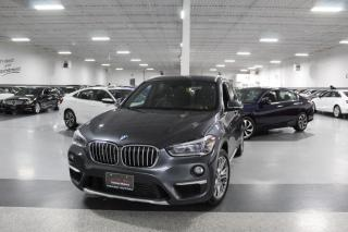 Used 2017 BMW X1 XDRIVE28i NO ACCIDENTS I PANOROOF I REAR CAM I HEATED SEATS for sale in Mississauga, ON