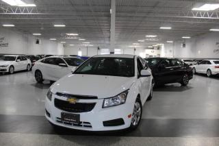 Used 2013 Chevrolet Cruze LT I POWER OPTIONS I KEYLESS ENTRY I CRUISE for sale in Mississauga, ON