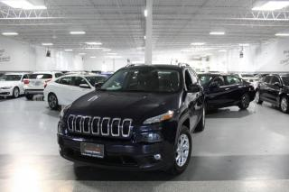 Used 2014 Jeep Cherokee 4X4 NORTH I BIG SCREEN I POWER OPTIONS I KEYLESS ENTRY I BT for sale in Mississauga, ON