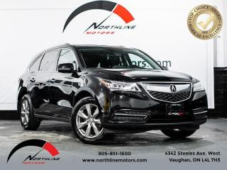 Used 2014 Acura MDX Elite Pkg/7 Passenger/Navigation/Entertainment for sale in Vaughan, ON
