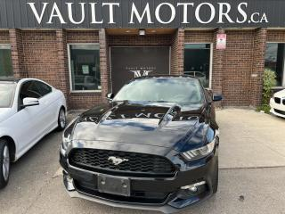 Used 2015 Ford Mustang 2dr Fastback EcoBoost for sale in Brampton, ON