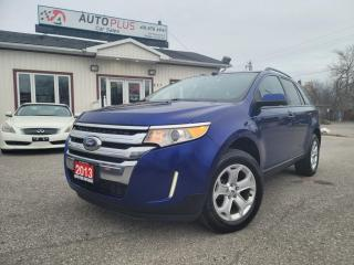 Used 2013 Ford Edge 4DR Sel AWD for sale in Oshawa, ON