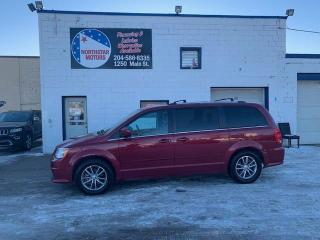 Used 2015 Dodge Grand Caravan 4dr Wgn Crew for sale in Winnipeg, MB