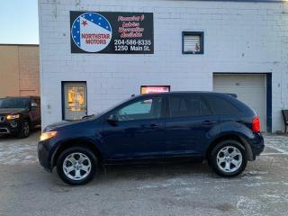 Used 2012 Ford Edge 4DR Sel AWD for sale in Winnipeg, MB