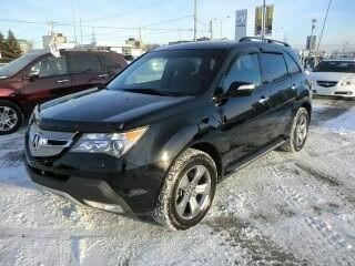 Used 2007 Acura MDX 4WD 4dr Tech Pkg for sale in Scarborough, ON