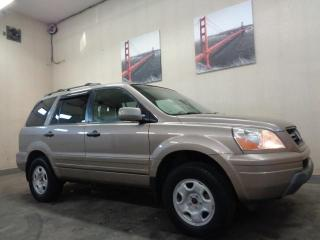 Used 2003 Honda Pilot 4dr 4WD EX Auto w/Leather for sale in Edmonton, AB