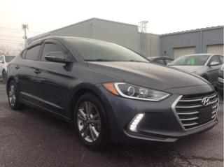 Used 2017 Hyundai Elantra 4dr Sdn Auto GL - Local Trade - Apple CarPlay for sale in Cornwall, ON