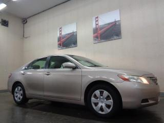 Used 2007 Toyota Camry 4DR SDN I4 for sale in Edmonton, AB