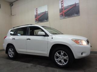 Used 2007 Toyota RAV4 4WD 4dr I4 Base for sale in Edmonton, AB