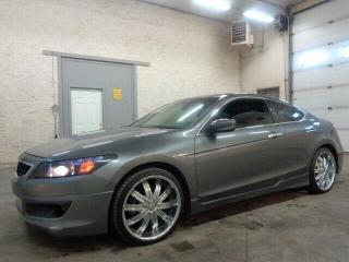 Used 2008 Honda Accord Coupe 2dr V6 Man EX-L for sale in Edmonton, AB