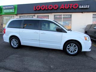 Used 2014 Dodge Grand Caravan SE Camera DVD Bluetooth 7 Passenger Certified for sale in Milton, ON