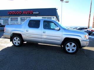 Used 2011 Honda Ridgeline RTL EXL 4WD CREW CAB LEATHER SINROOF CERTIFIED for sale in Milton, ON