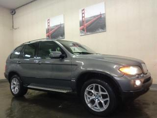 Used 2006 BMW X5 4DR SUV AWD 4.4I for sale in Edmonton, AB