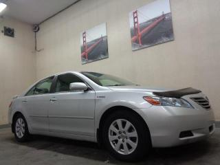 Used 2008 Toyota Camry HYBRID 4dr Sdn for sale in Edmonton, AB