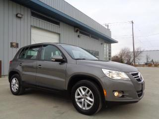 Used 2011 Volkswagen Tiguan 4dr Auto 4Motion for sale in Edmonton, AB