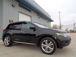 Used 2009 Nissan Murano AWD 4DR for sale in Edmonton, AB