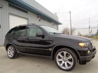 Used 2006 BMW X5 4dr SUV AWD 4.8is for sale in Edmonton, AB
