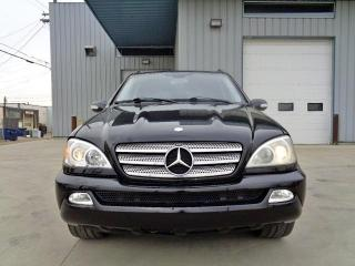 Used 2005 Mercedes-Benz ML-Class 4dr 4MATIC 3.7L for sale in Edmonton, AB